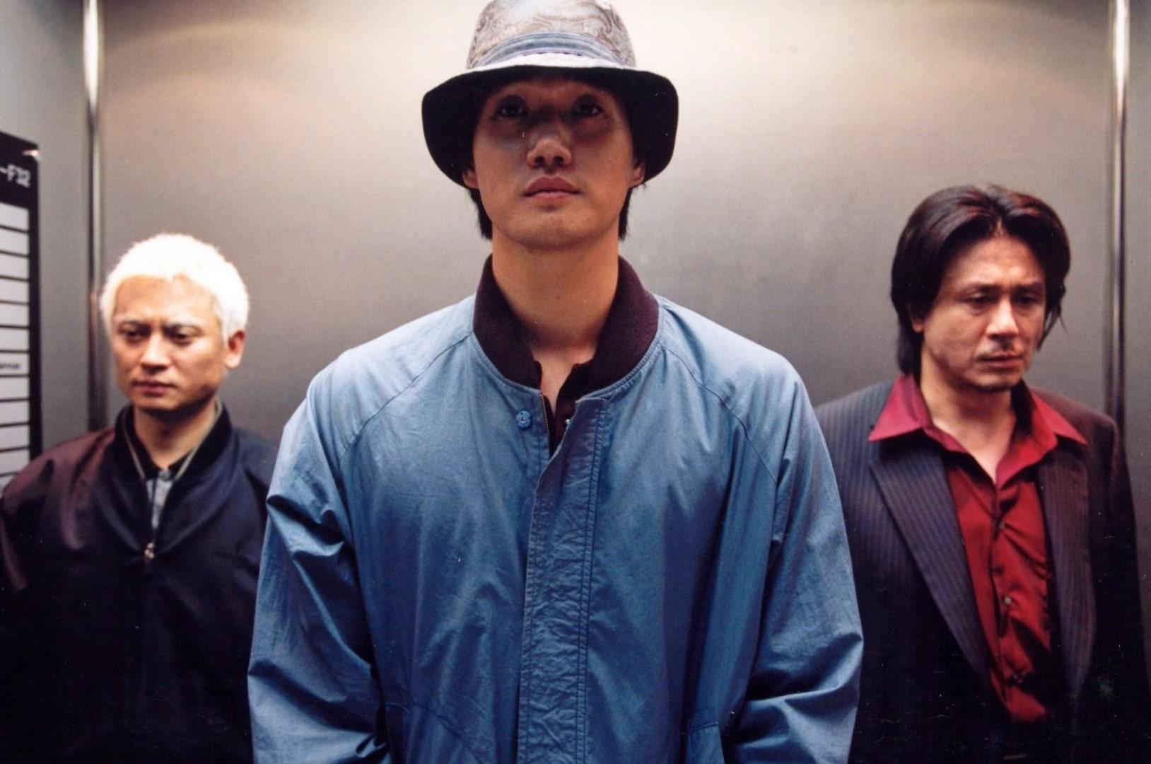 Олдбой / Oldeuboi (2003): кадр из фильма