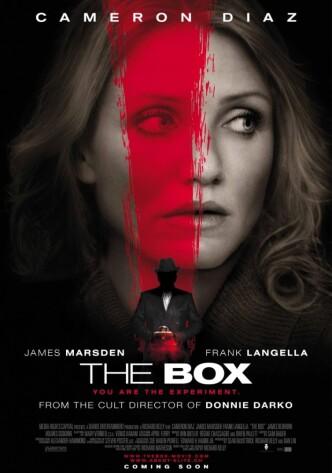 Посылка / The Box (2009): постер