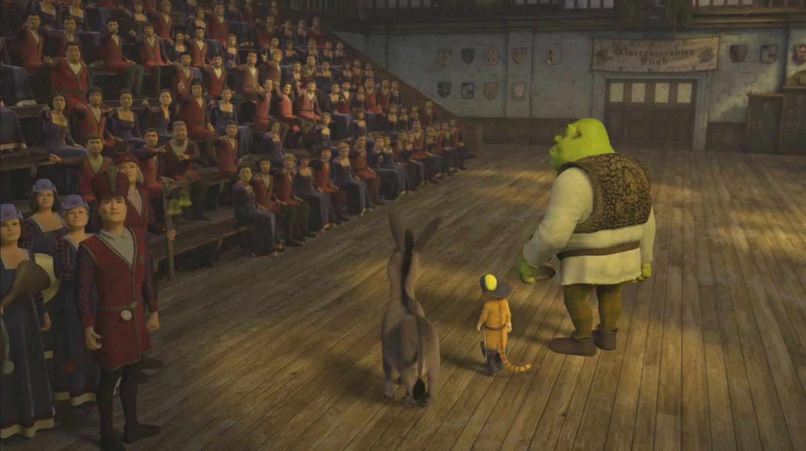 Шрек Третий / Shrek the Third (2007): кадр из фильма