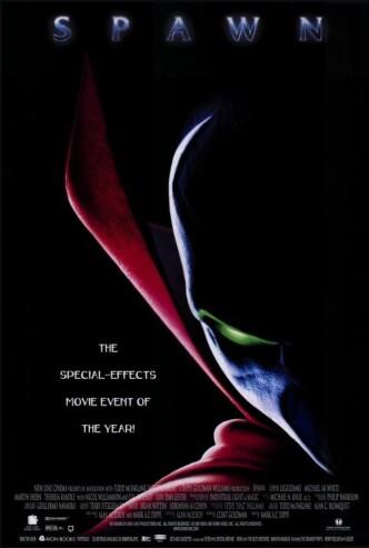 Спаун / Spawn (1997): постер