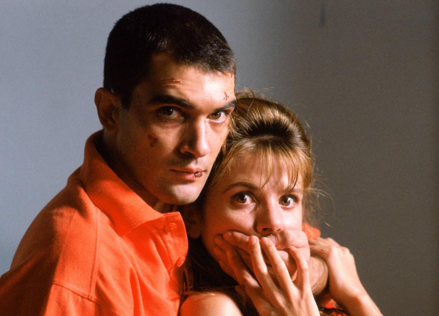 Свяжи меня! / ¡Átame! (1989): кадр из фильма