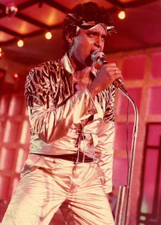 Танцор диско / Disco Dancer (1982): кадр из фильма