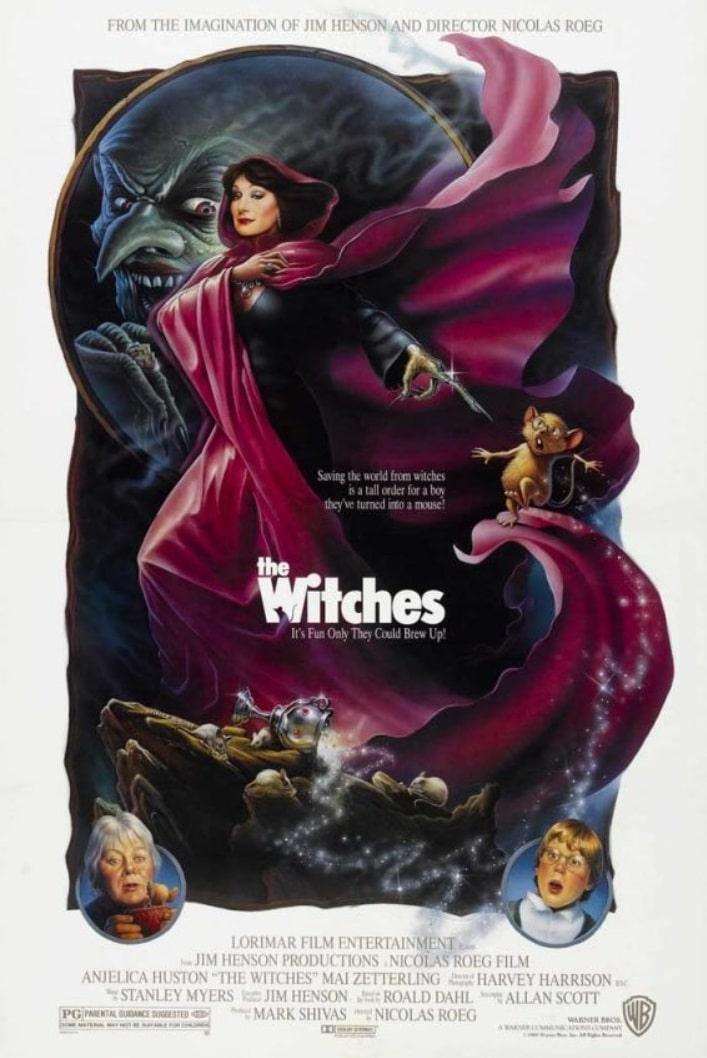 Ведьмы / The Witches (1990): постер