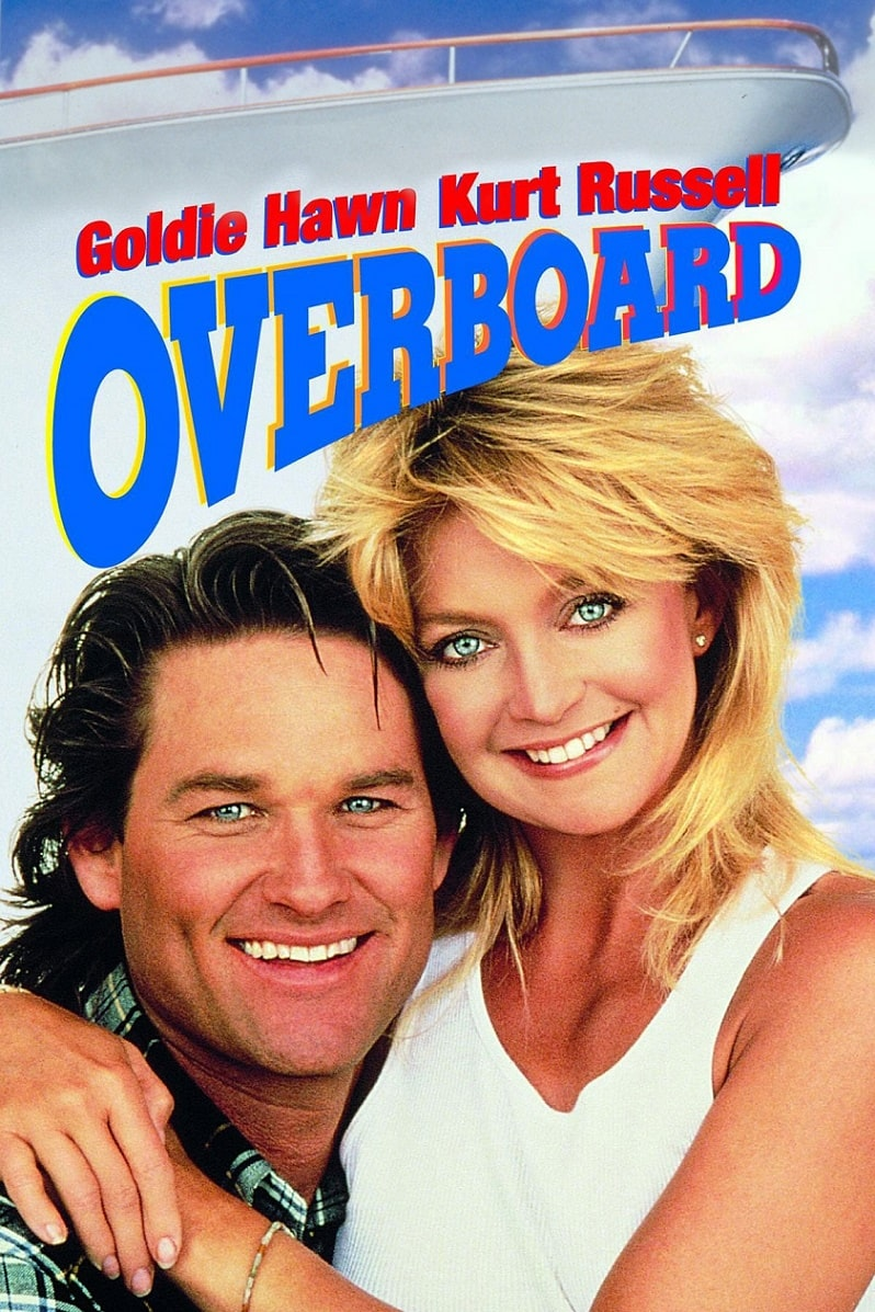 За бортом / Overboard (1987): постер