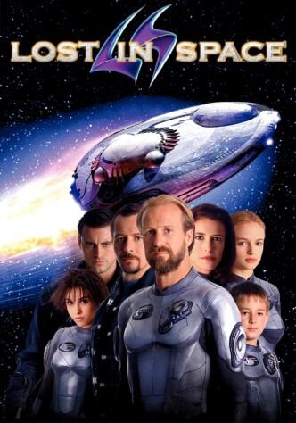 Затерянные в космосе / Lost in Space (1998): постер