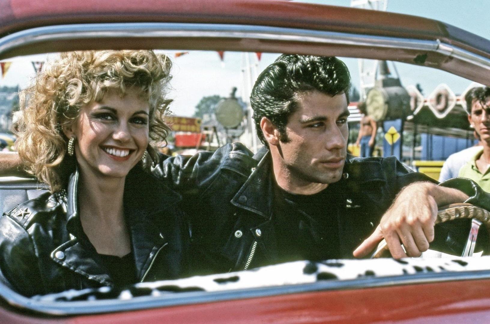 Бриолин / Grease (1978): кадр из фильма