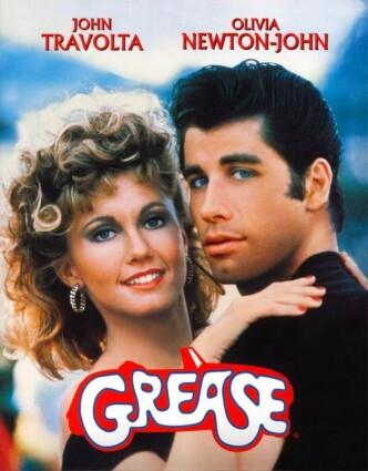 Бриолин / Grease (1978): постер