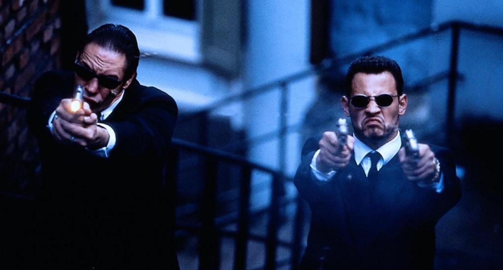 Достучаться до небес / Knockin' on Heaven's Door (1997): кадр из фильма