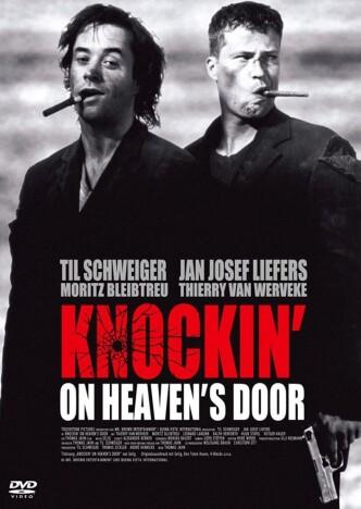 Достучаться до небес / Knockin' on Heaven's Door (1997): постер