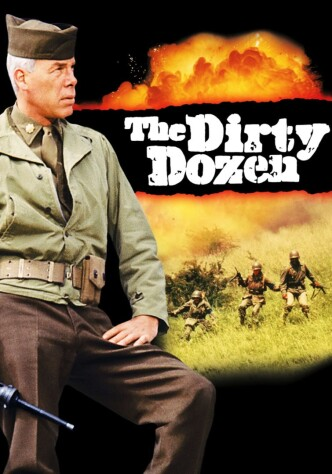 Грязная дюжина / The Dirty Dozen (1967): постер