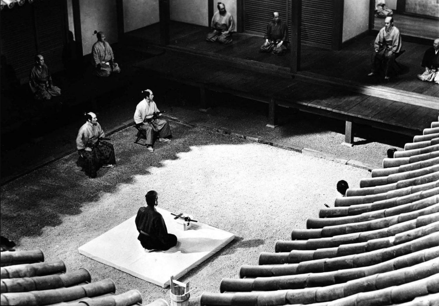 Харакири / Seppuku (1962): кадр из фильма