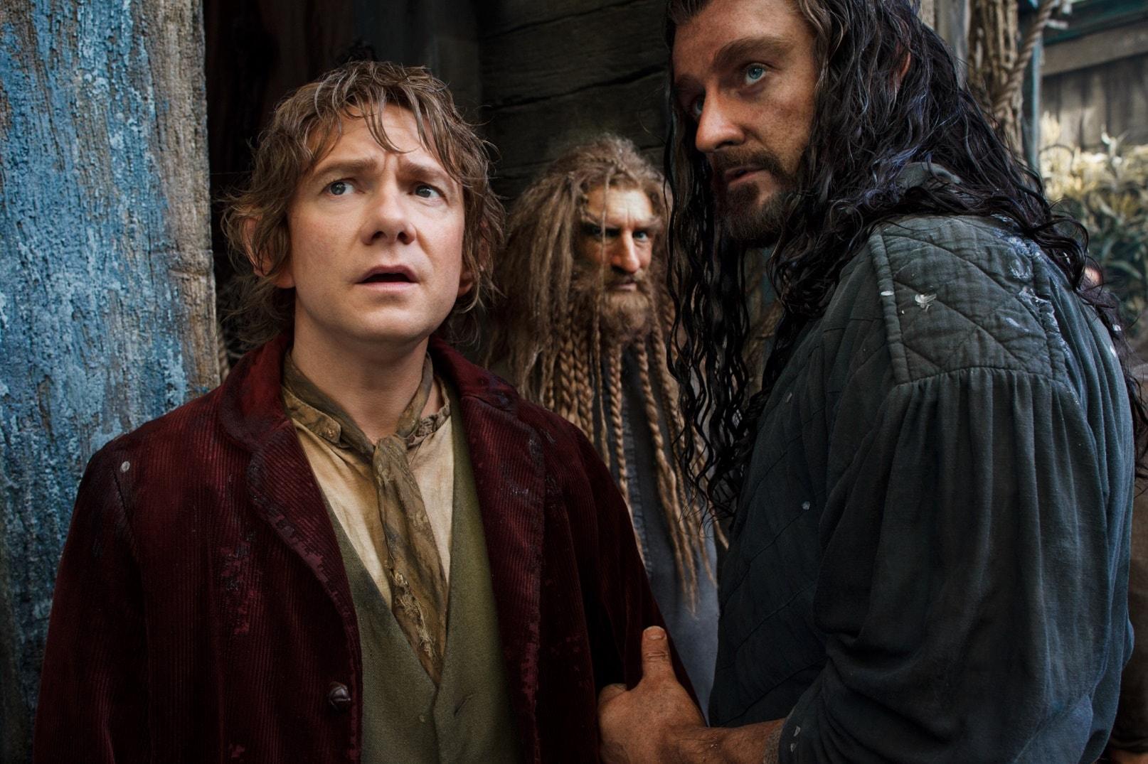 Хоббит: Пустошь Смауга / The Hobbit: The Desolation of Smaug (2013): кадр из фильма