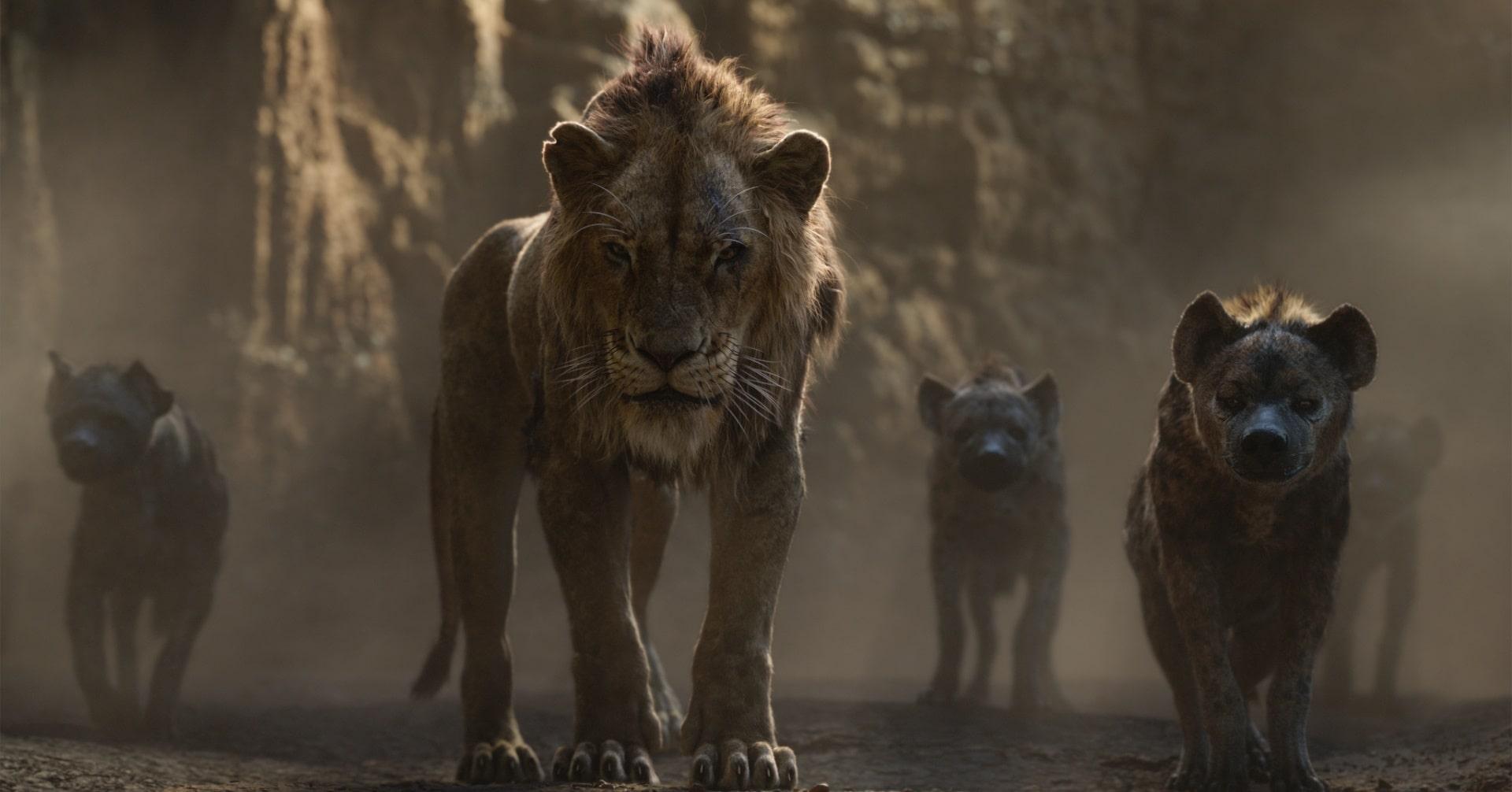 Король Лев / The Lion King (2019): кадр из фильма