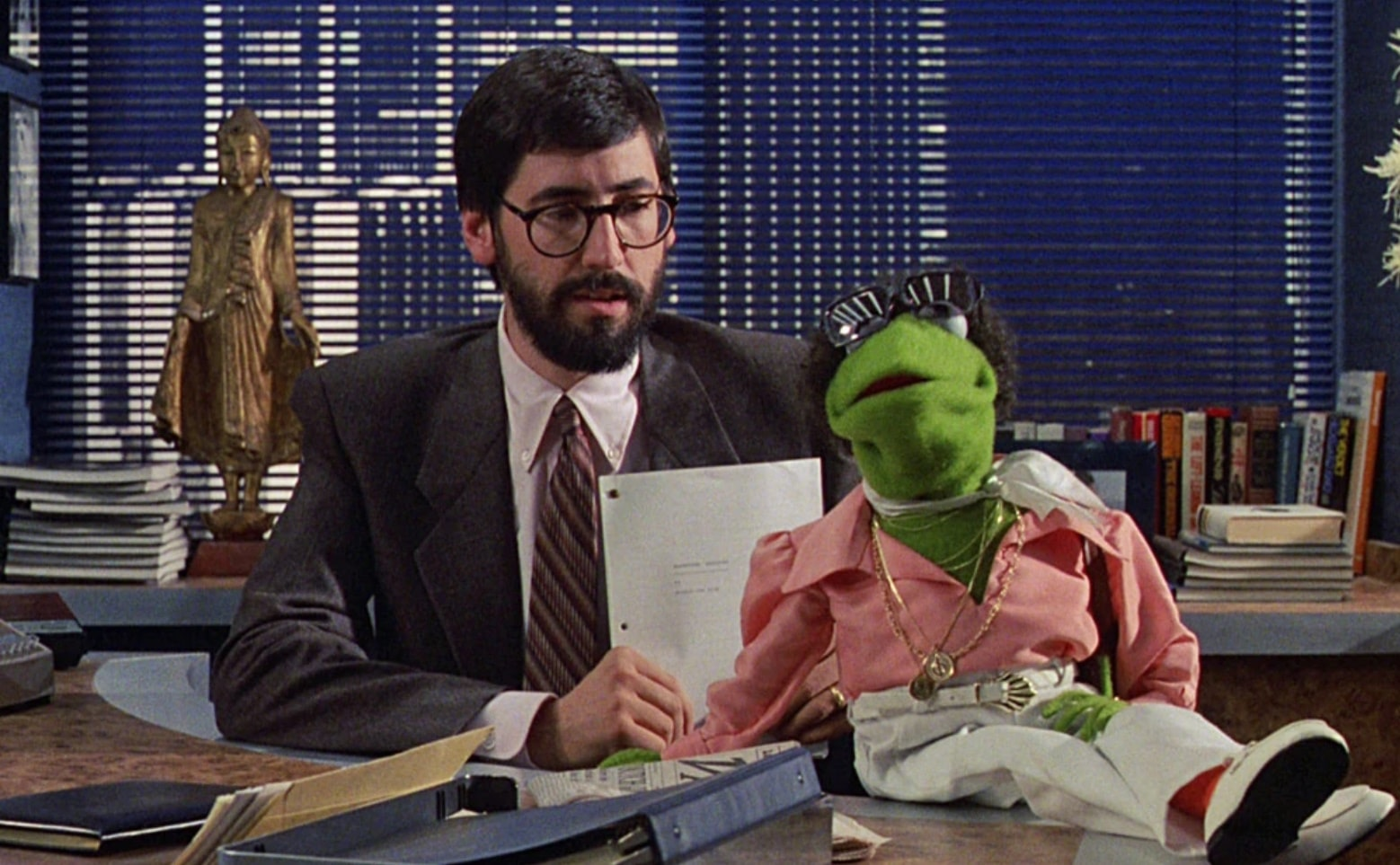 Маппеты на Манхэттене / The Muppets Take Manhattan (1984): кадр из фильма