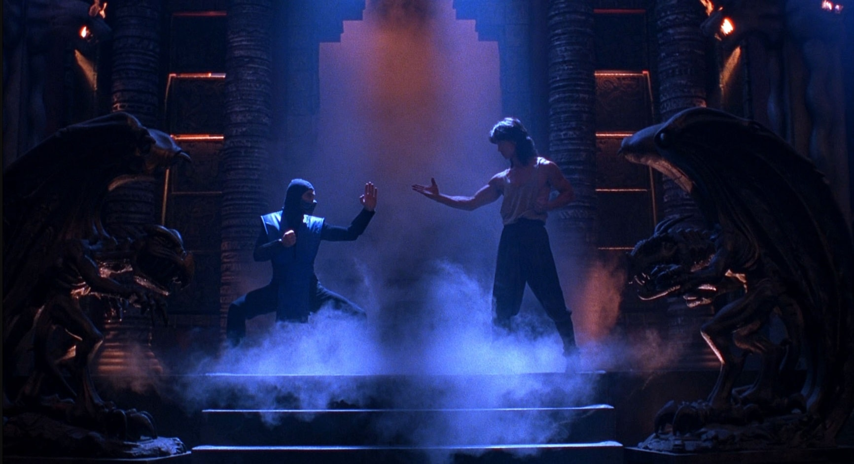 Смертельная битва / Mortal Kombat (1995): кадр из фильма