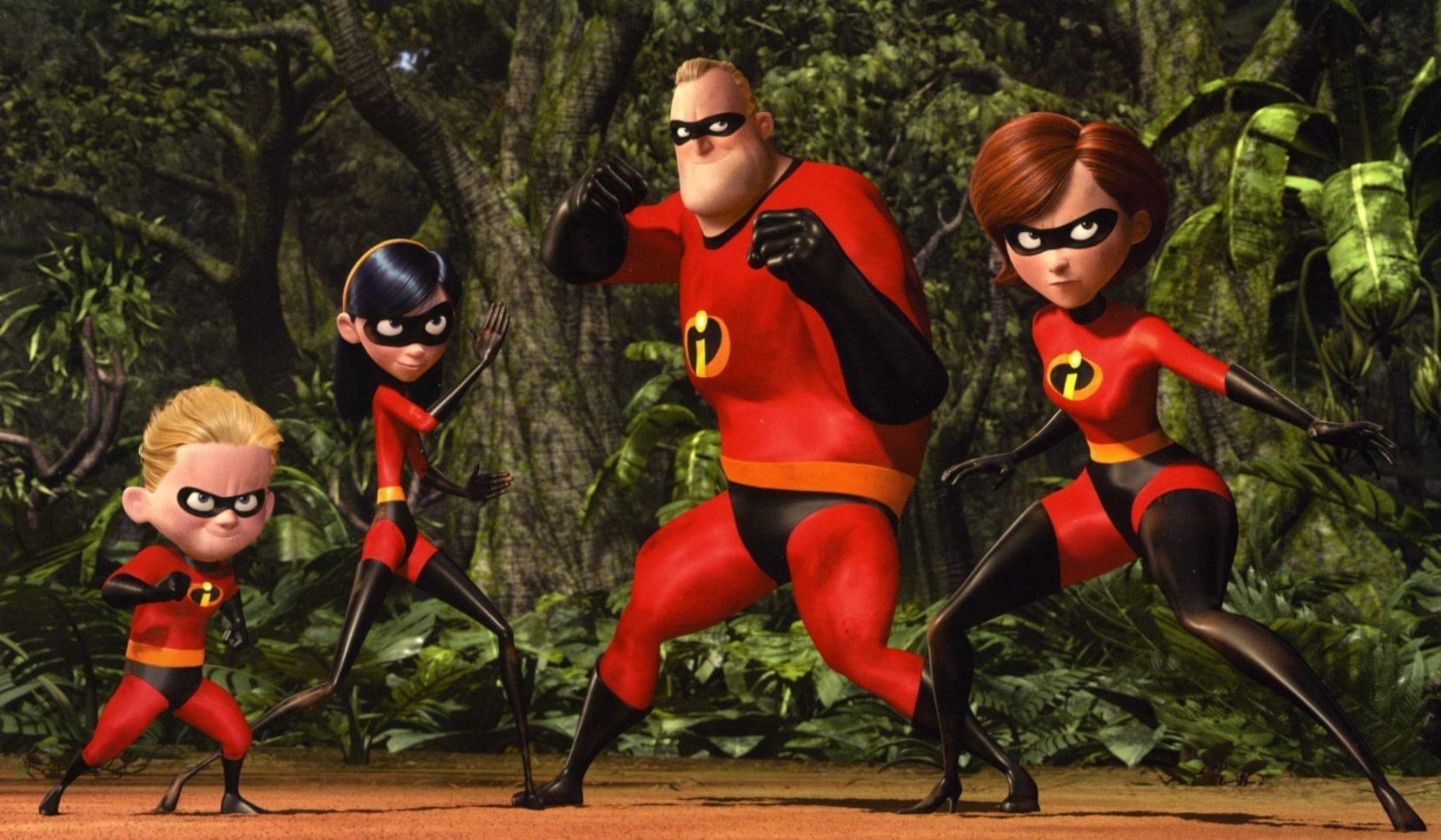 Суперсемейка / The Incredibles (2004): кадр из фильма