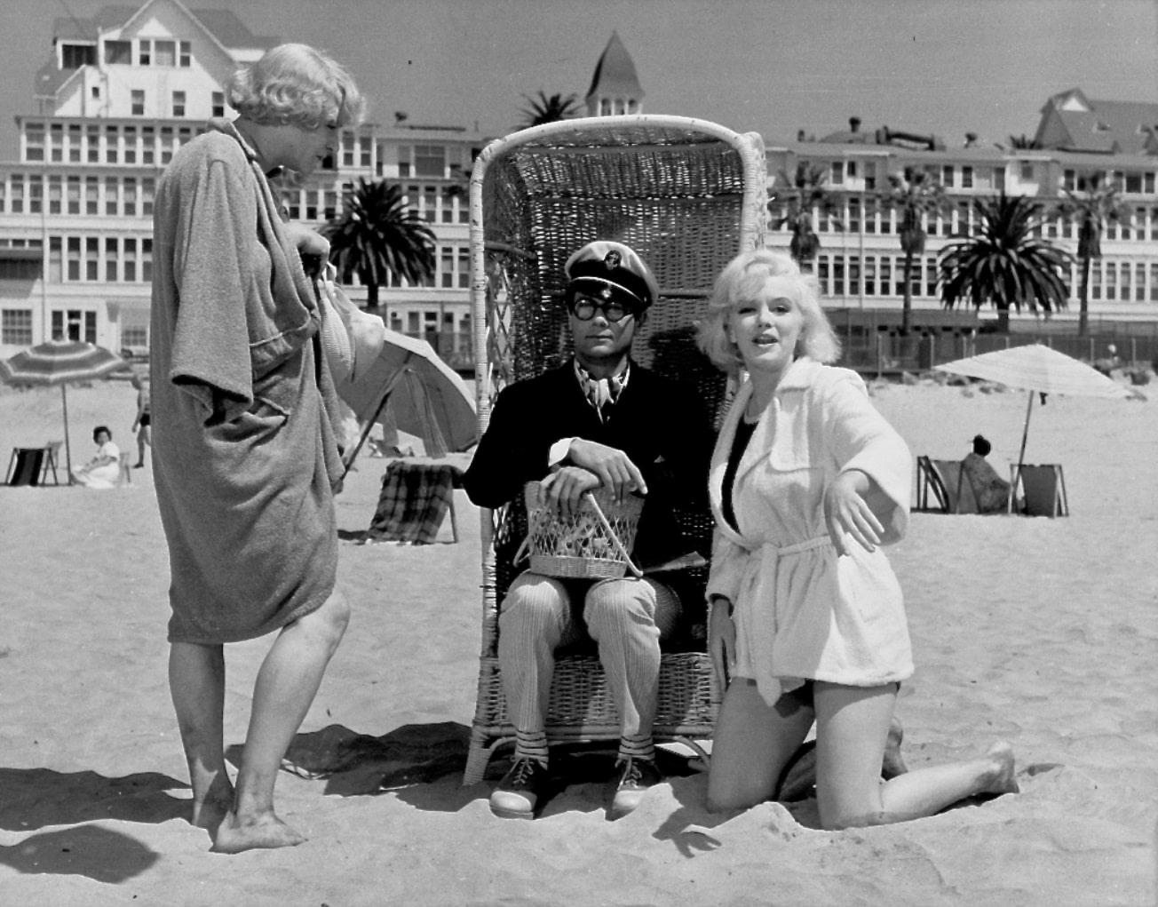 В джазе только девушки / Some Like It Hot (1959): кадр из фильма