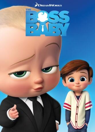 Босс-молокосос / The Boss Baby (2017): постер