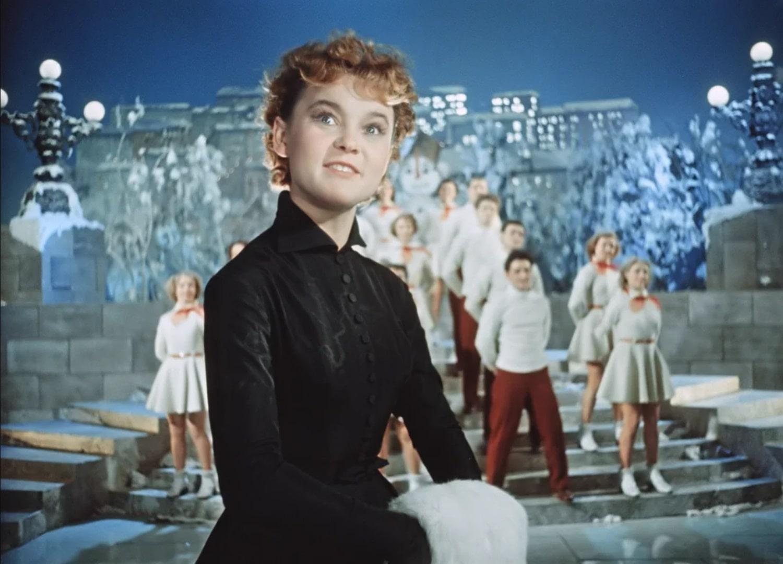 Карнавальная ночь / Karnavalnaya noch (1956): кадр из фильма