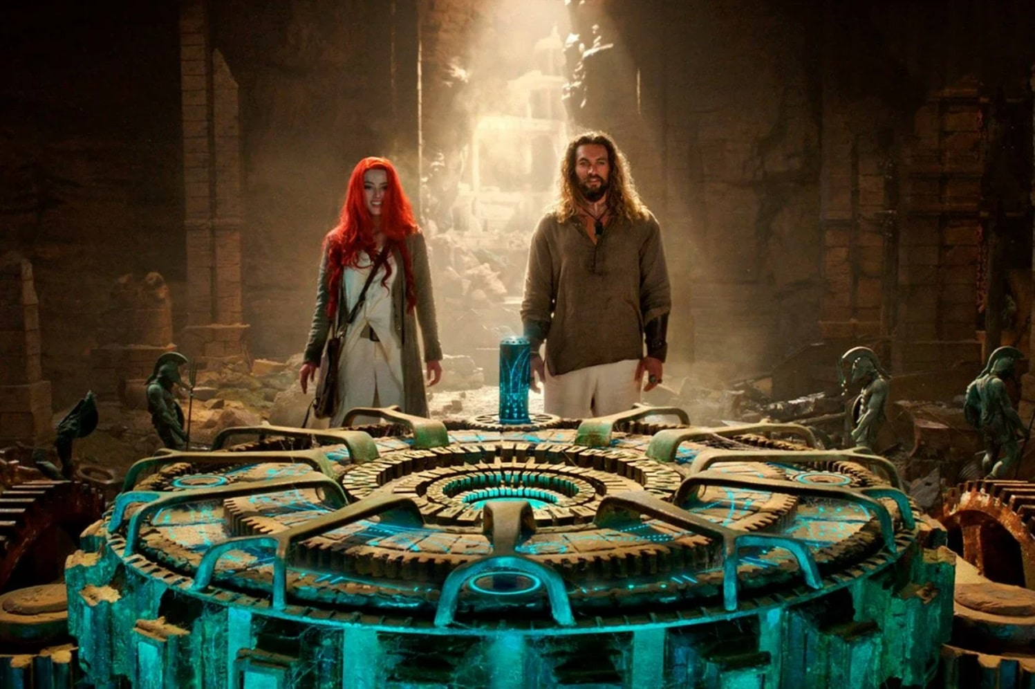 Аквамен / Aquaman (2018): кадр из фильма