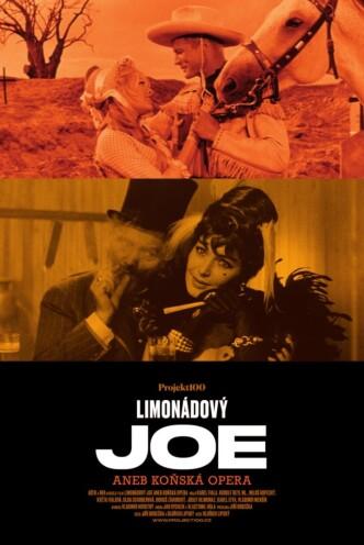 Лимонадный Джо / Limonádový Joe aneb Konská opera (1964): постер