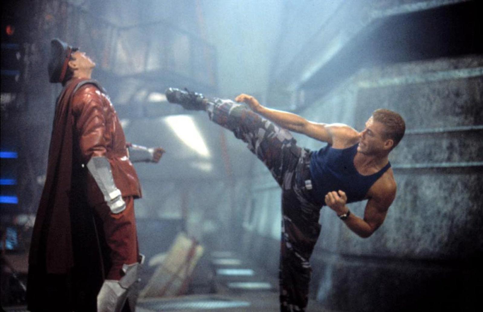Уличный боец / Street Fighter (1994): кадр из фильма