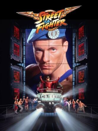 Уличный боец / Street Fighter (1994): постер