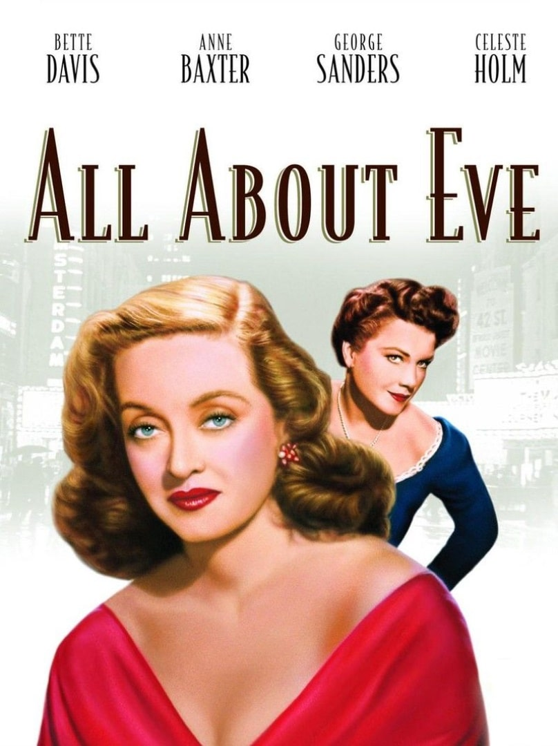 Всё о Еве / All About Eve (1950): постер