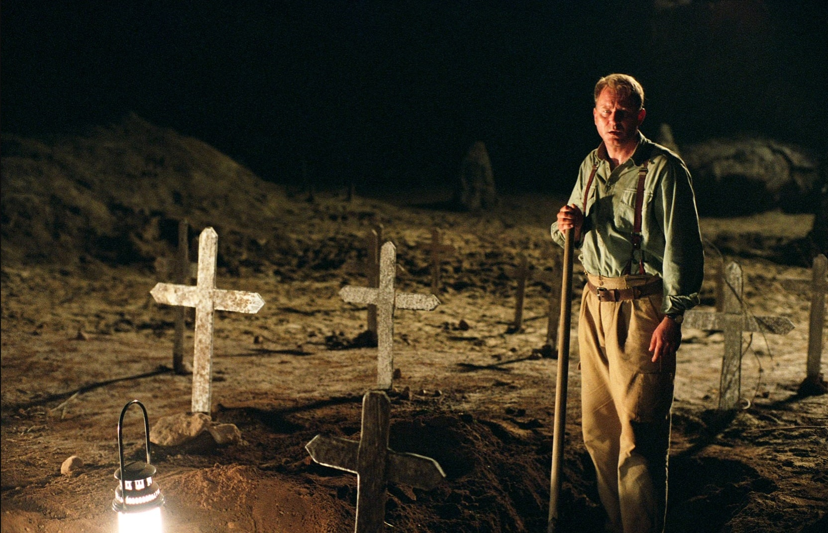 Изгоняющий дьявола: Начало / Exorcist: The Beginning (2004): кадр из фильма