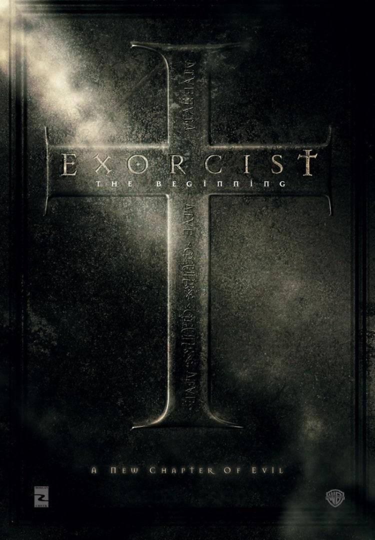 Изгоняющий дьявола: Начало / Exorcist: The Beginning (2004): постер