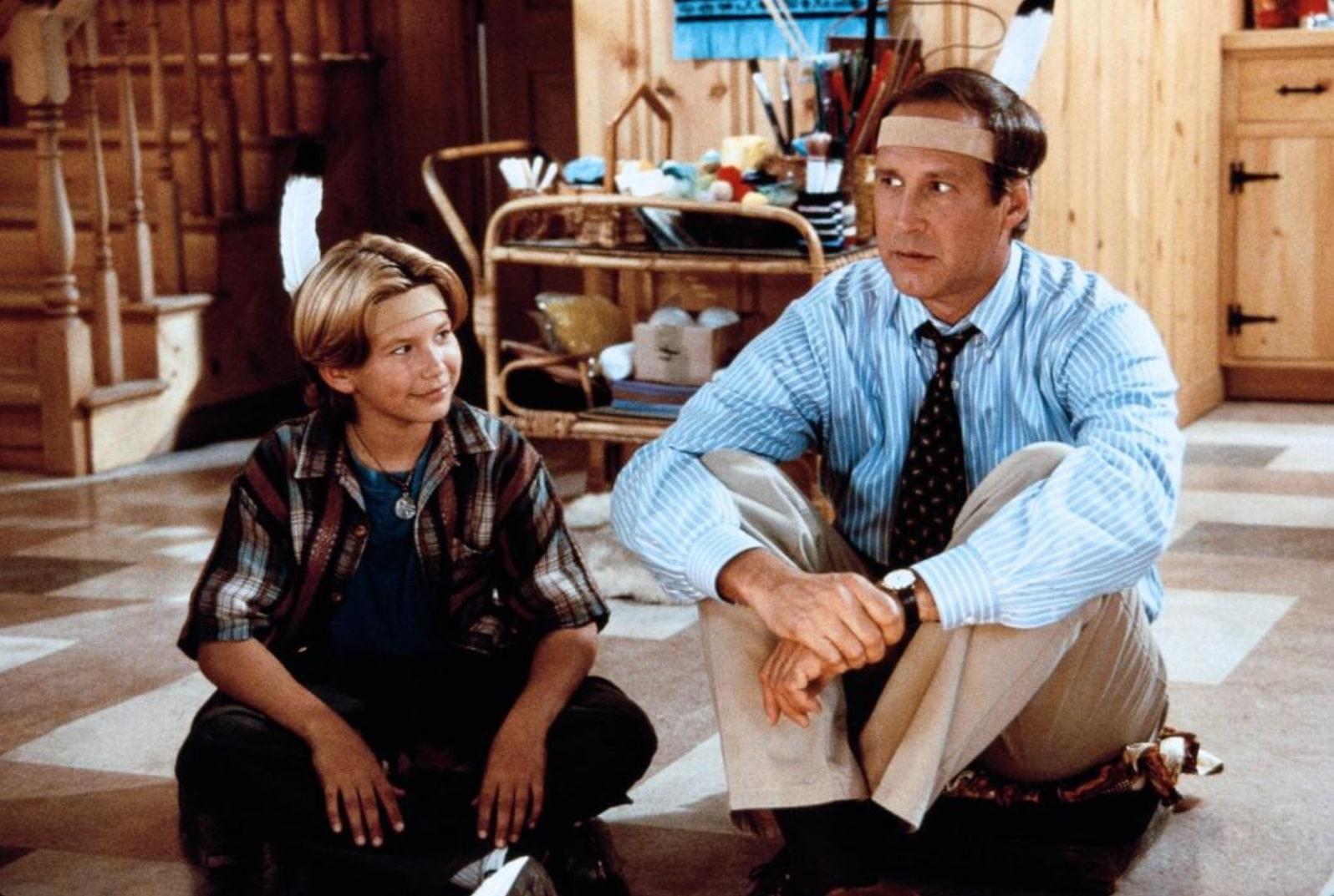 Кто в доме хозяин / Man of the House (1995): кадр из фильма