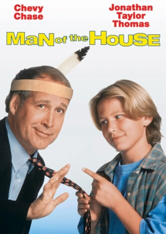 Кто в доме хозяин / Man of the House (1995): постер