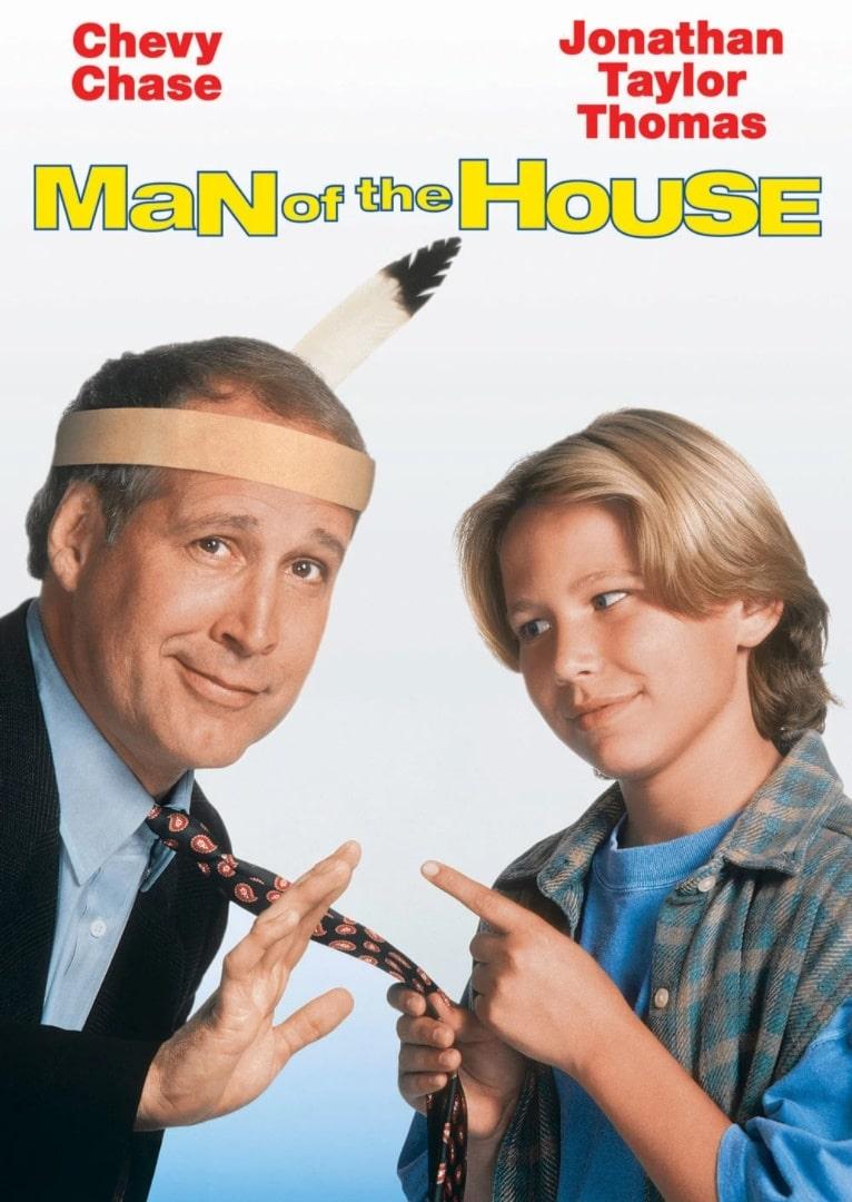 Кто в доме хозяин / Man of the House (1995): постер