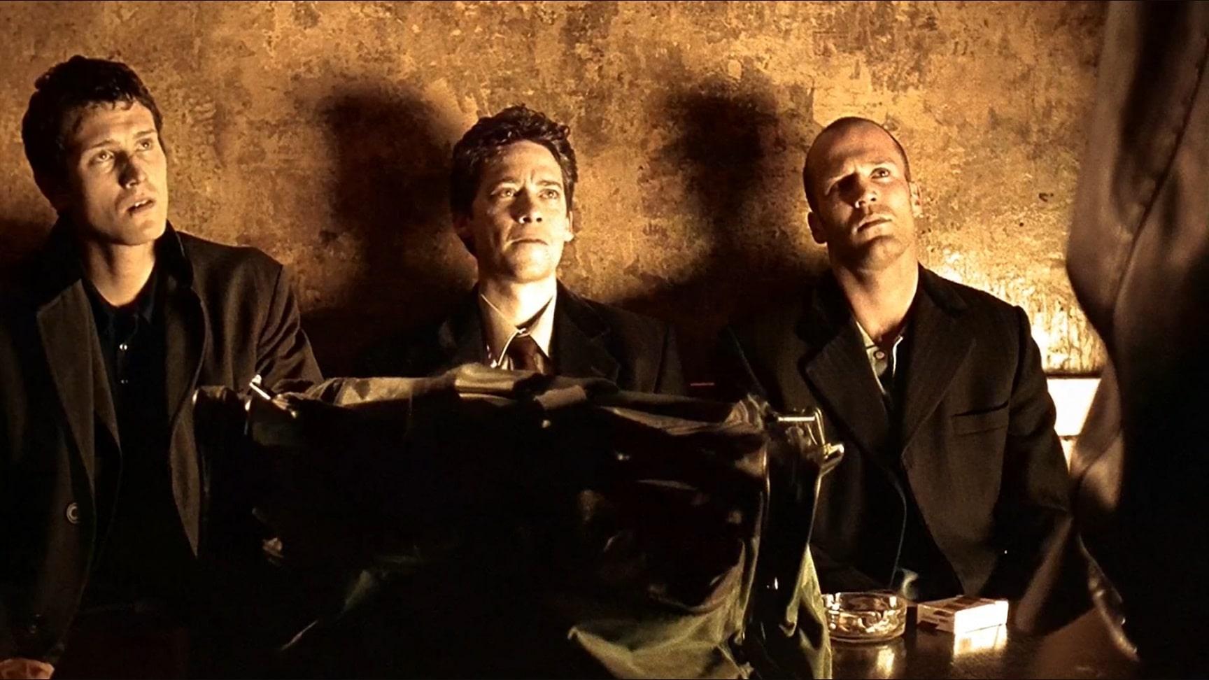 Карты, деньги, два ствола / Lock, Stock and Two Smoking Barrels (1998): кадр из фильма