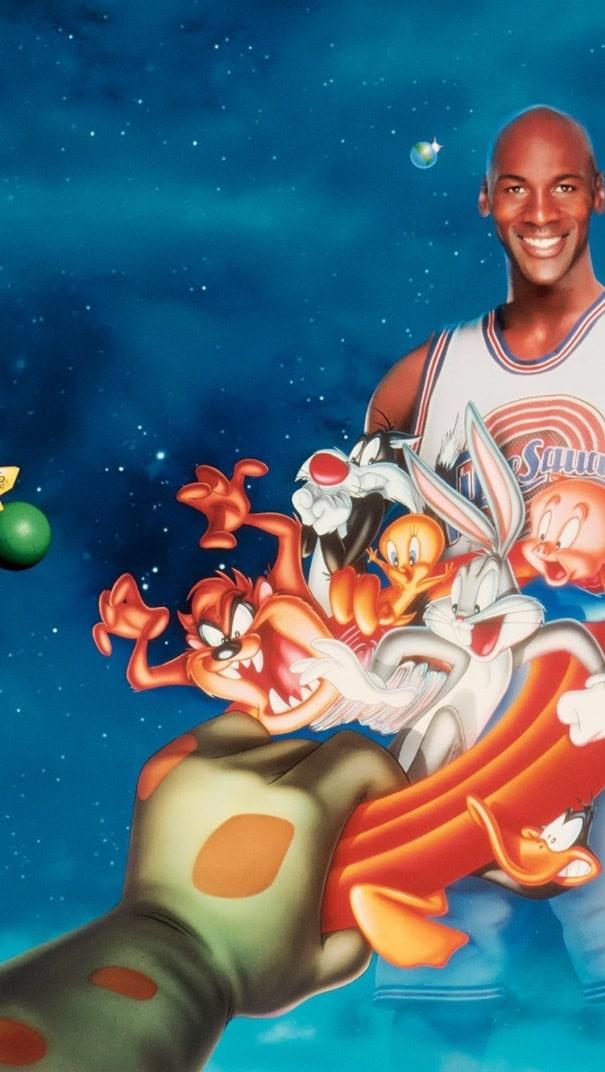Космический джем / Space Jam (1996): кадр из фильма