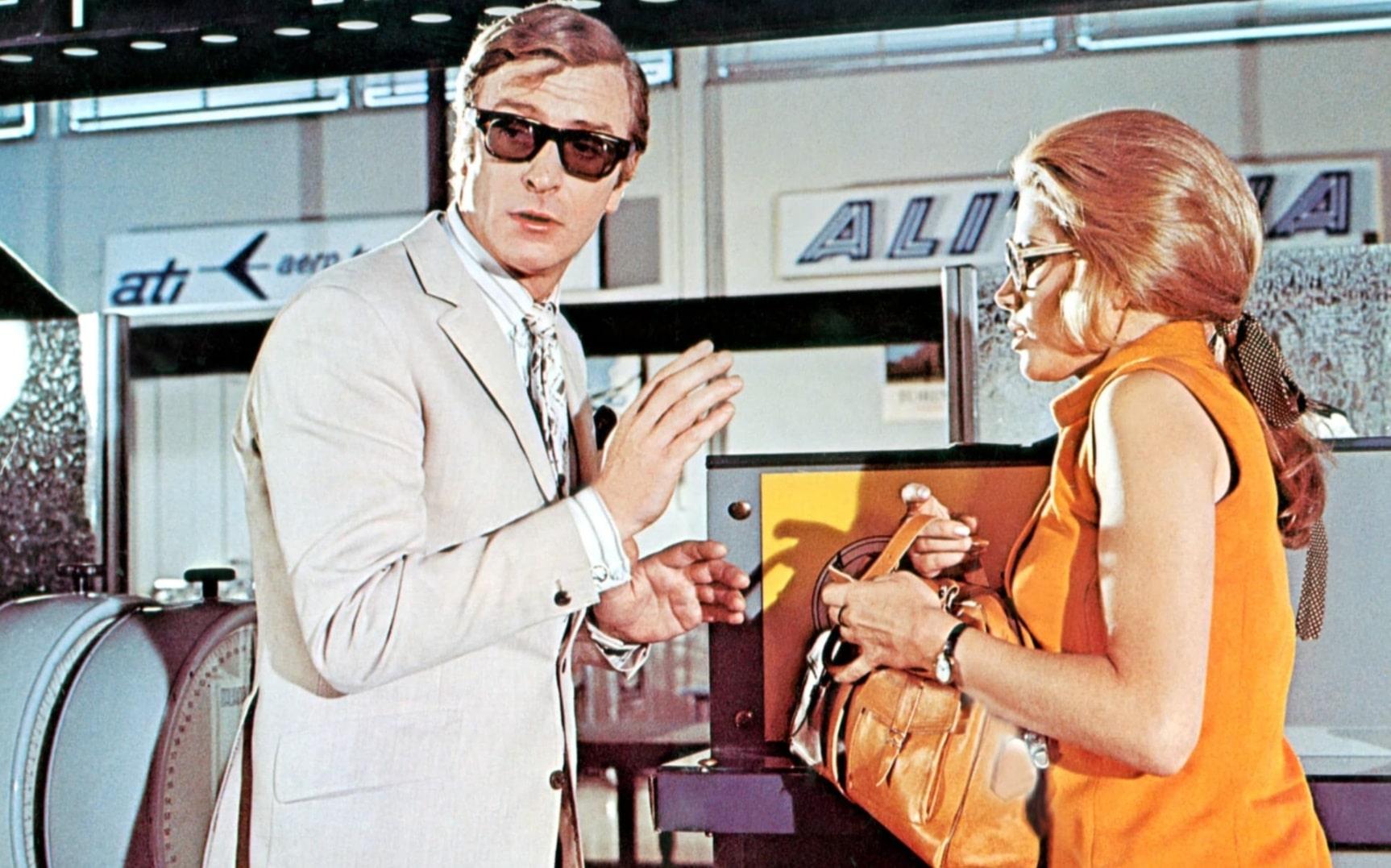 Ограбление по-итальянски / The Italian Job (1969): кадр из фильма