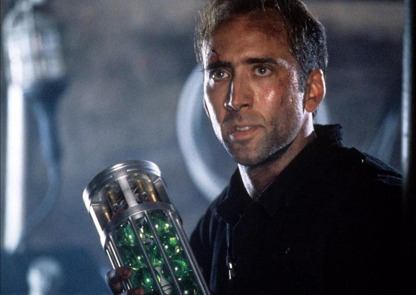 Скала / The Rock (1996): кадр из фильма