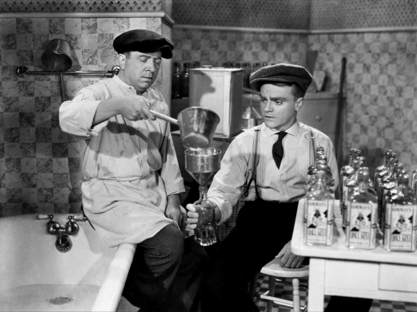Судьба солдата в Америке / The Roaring Twenties (1939): кадр из фильма