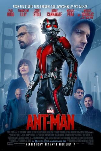 Человек-муравей / Ant-Man (2015): постер