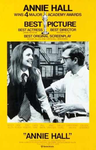Энни Холл / Annie Hall (1977): постер
