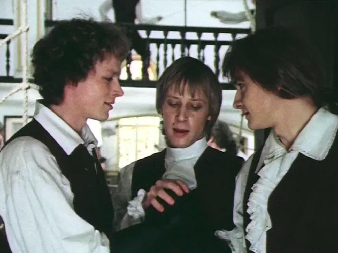 Гардемарины, вперёд! / Gardemariny, vperyod! (1988): кадр из мини-сериала