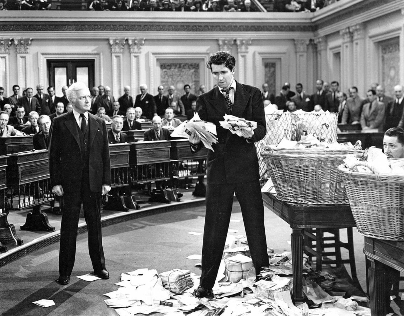 Мистер Смит едет в Вашингтон / Mr. Smith Goes to Washington (1939): кадр из фильма