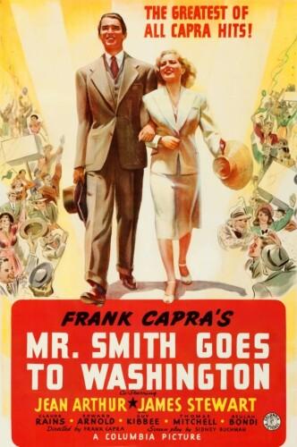 Мистер Смит едет в Вашингтон / Mr. Smith Goes to Washington (1939): постер