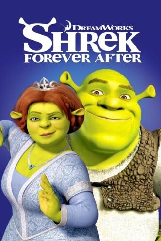 Шрек навсегда / Shrek Forever After (2010): постер