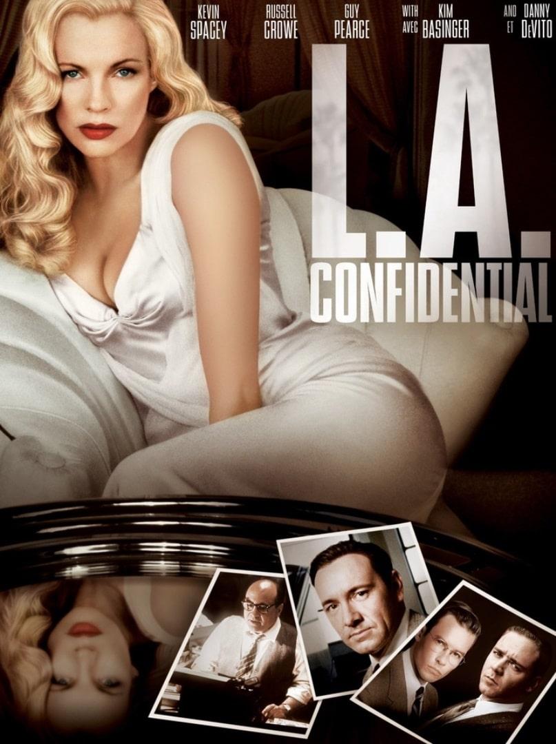 Секреты Лос-Анджелеса / L.A. Confidential (1997): постер