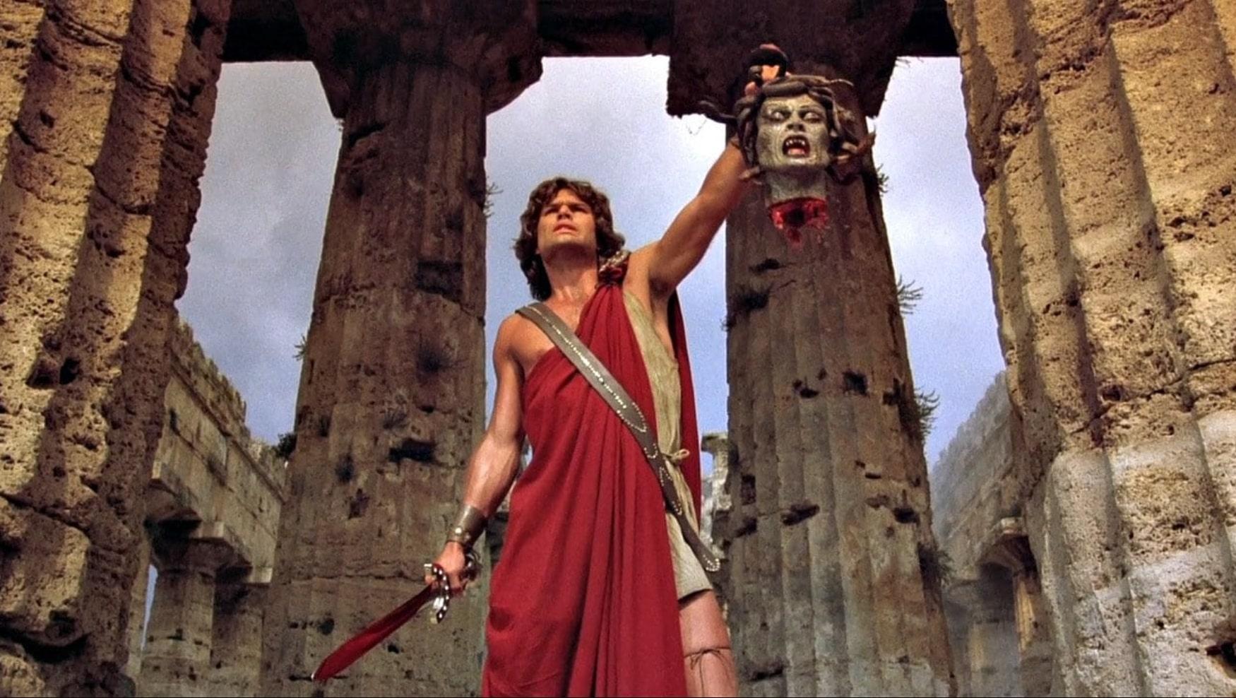 Битва титанов / Clash of the Titans (1981): кадр из фильма