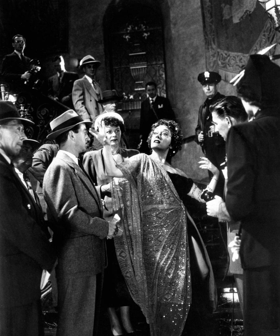 Бульвар Сансет / Sunset Blvd. (1950): кадр из фильма