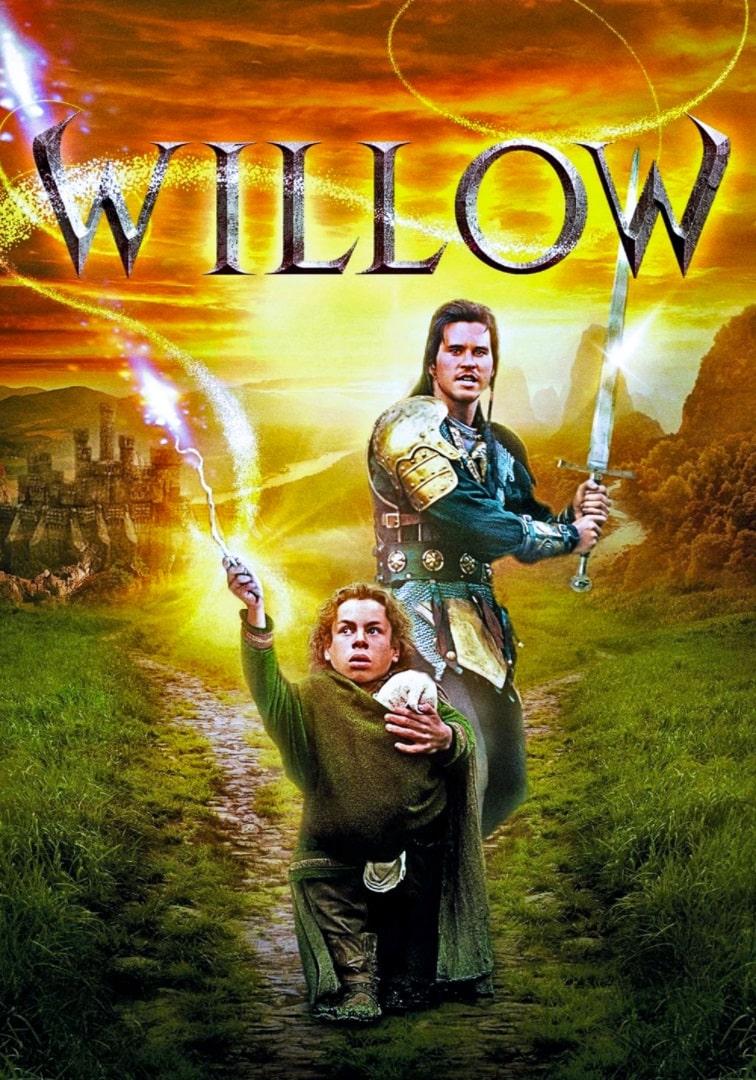 Уиллоу / Willow (1988): постер