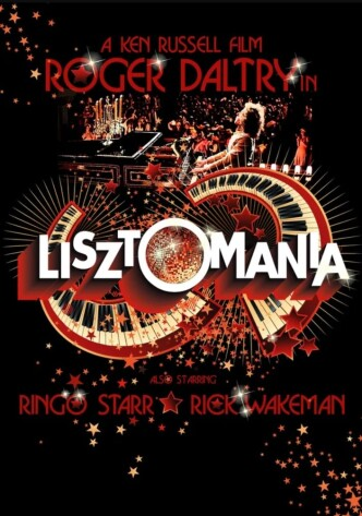 Листомания / Lisztomania (1975): постер