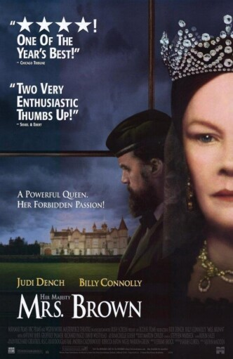 Миссис Браун / Mrs Brown (1997): постер
